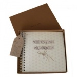 East of India Wedding Planner with Keepsake Storage Box