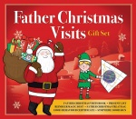 Father Christmas Visits Children's Gift Set