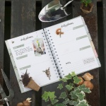 Wrendale Designs Gardening Journal