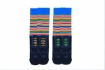 Duo Of Mens Novelty Brogue Shoe Style Socks