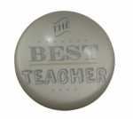 Gisela Graham Best Teacher Paper Weight Decoration