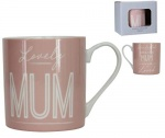Gisela Graham Lovely Mum Mug