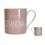 Gisela Graham Lovely Grandma Mug
