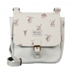 Wrendale Designs Hare Illustrated Satchel Bag