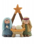 Heaven Sends Mary & Joseph Nativity Decoration