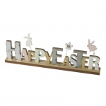 Heaven Sends Happy Easter Decorative Mantel Ornament
