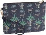 CGB Giftware Jungle Zebra Beauty Bag