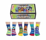 United Oddsocks - Boys Mini Mashers Socks - Size 9-12