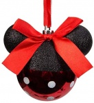 Disney Classic Minnie Mouse Christmas Bauble