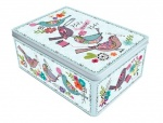 Peel & Sardine Bits and Bobs Home Storage Tin