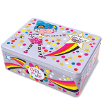 Rachel Ellen Box of Sparkly Things Storage Tins