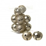 Heaven Sends Christmas Tree Decorations - Gold Jingle Bells