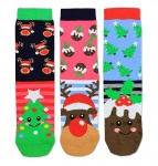 United Oddsocks Novelty Ladies Christmas Socks