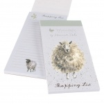 Wrendale Designs Sheep Magnetic Shopping Pad