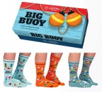 United Oddsocks Big Buoy Sock Gift Box