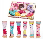 United Oddsocks Mini Doughnuts Children's Socks - 12 - 5.5