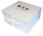 Widdop Gifts Baby Shower Keepsake Box