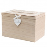 Widdop Gifts Wedding Day Card Box Mr & Mrs