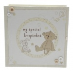 Button Corner My Special Keepsakes Box For Babies