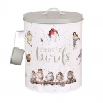Wrendale Designs Bird Illustrated Feed The Birds Tin