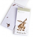Wrendale Designs Hare Magnetic Shopping Pad