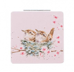 Wrendale Designs 'Home Tweet Home' Compact Mirror With Gift Box