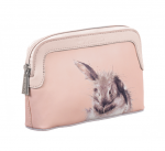 Wrendale Designs Small Cosmetic Bag - Rabbit Design