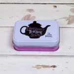 Bright Side Emergency Teabag Stash Novelty Tin