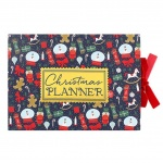 Deck The Halls Christmas Planner with Festive Tear Off Pages