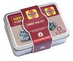 Haynes Classic Car First Aid Kit - 50 Piece First Aid Travel Tin