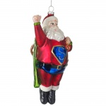 Heaven Sends Super Santa Christmas Tree Decoration