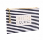 Hey Good Looking Womens Beauty Bag