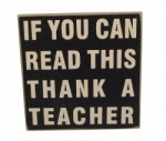 Heaven Sends Teachers Magnetic Coaster Gift