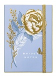 Rachel Ellen Powder Blue Brides Notebook