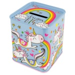 Rachel Ellen Unicorn Dream Big Childrens Money Box
