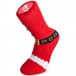 Bluw Silly Sock Festive Father Christmas Style Novelty Socks