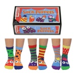 Childrens Sock Puppet Novelty Socks from United Oddsocks