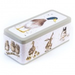 Wrendale Designs Country Illustrated Cracker Storage Tin