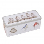 Wrendale Designs Bird Illustrated Cracker Storage Tin