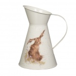 Wrendale Designs Hare Illustrated Flower Jug