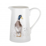 Wrendale Designs Guard Duck Pint Jug